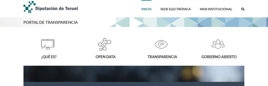Nuevo Portal de Transparencia de la DPT
