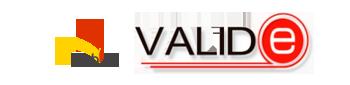 Logo de Valide y de Gob.es