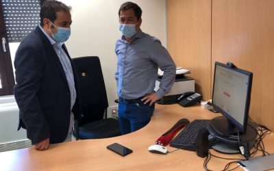 La Diputación de Teruel se adhiere al Registro Electrónico de Apoderamientos del Estado